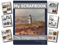 The Indigenous Way - My Scrapbook