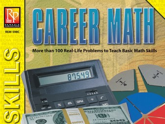 Career Math: Practical Practice Math