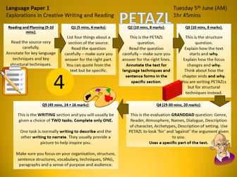 AQA English Language Paper 1 Walkthrough