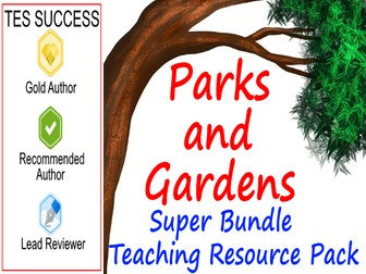 Park and Garden Bundle
