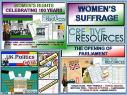 Women + Politics + UK