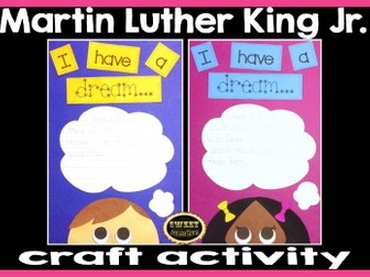 Martin Luther King Craft