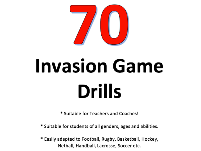 Invasion Games