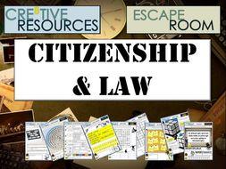 Escape Room - Citizenship Law