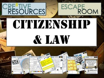 Escape Room - Citizenship Law