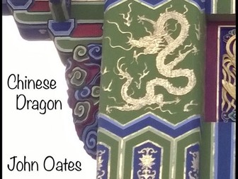 Chinese Dragon - Song (MP3 & Score) John Oates