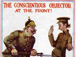 WWI recruitment & conchies