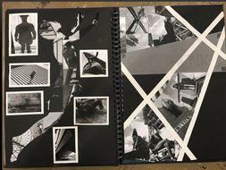 GCSE Photography  Rodchenko mini project