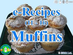 45. Muffins (e-Recipe)