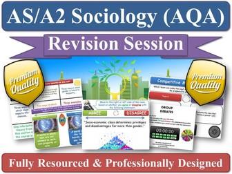 Defining & Measuring Social Class - Social Stratification - Revision Session ( AQA Sociology AS A2 )