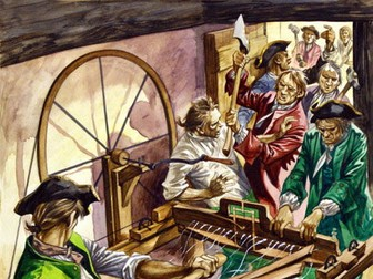 12 - Industrial Revolution - Luddites