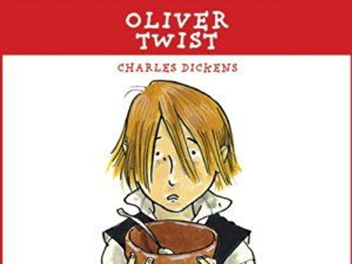 Oliver Twist Abridged Book