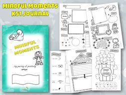 Mindful Moments KS1 Positives Journal