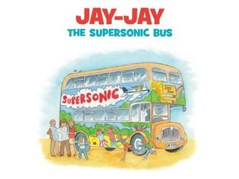 Bus Topic Worksheets -KS1