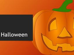 halloween 2017 powerpoint presentation assembly or in class by