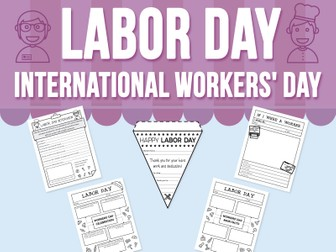Labor Day - International Workers' Day