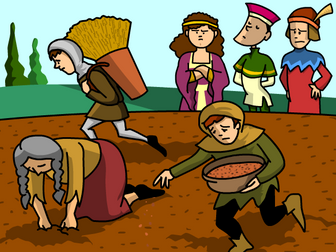 Migration, people and Empire - AQA History GCSE - The Normans