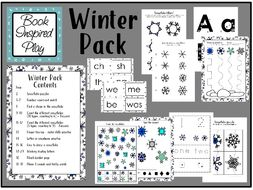 Winter themed Early Years pack