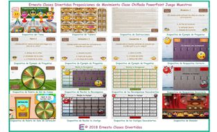 Movement-Prepositions-Kooky-Class-Spanish-PowerPoint-Game.pptm