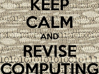 GCSE 9-1 exam practice Revise all topics GCSE Computing