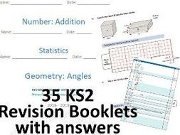 Measurement- Conversion - KS2 Revision Booklet