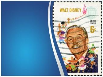 Walt Disney PPT Template