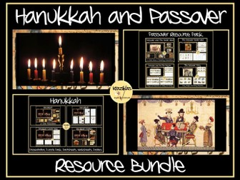 Hanukkah and Passover