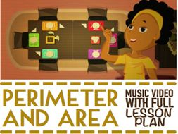 Perimeter and Area Multimedia Activities