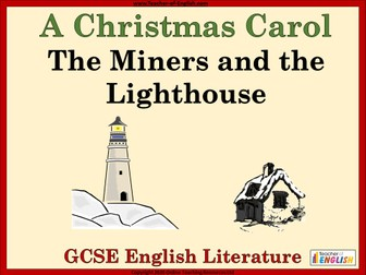 A Christmas Carol - The Miners and the Lighthouse