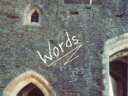 CASTLE - Picture-Writing