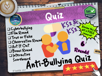 Bullying Quiz