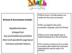 Grade 2, Math Module 7 REVIEW & ASSESSMENT w/Ans keys (printables & Smart Board)