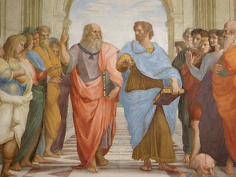 Plato and Aristotle (OCR A Level Religious Studies)