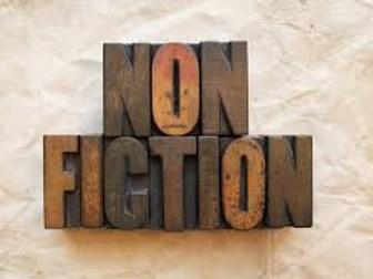 A Level English Language Non-fiction texts