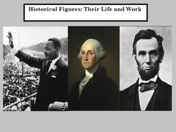 Historical Figures - Biographies - Reading Comprehension Worksheets (SAVE 80%)