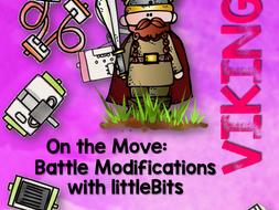 Vikings: Battle Modifications with littleBits