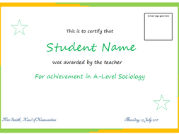 certificate award template - Teacher Certificate Template