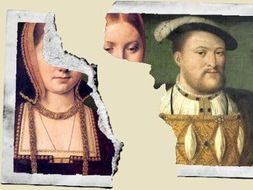 Why Did Henry VIII break from Rome (Divorce)