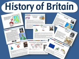 Short history of the United Kingdom powerpoint