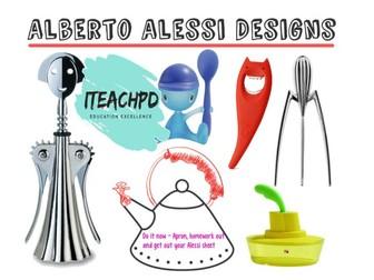 Product Designer: Alessi