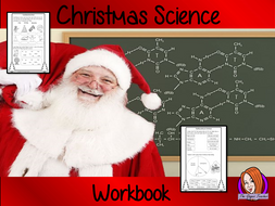 Christmas Science Workbook