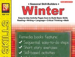 Winter Seasonal Skill-Builder for All Subjects