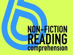 Non-Fiction Close Reading - Supplement to Wonder by RJ Palacio
