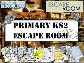 Primary KS2 Escape Room