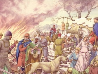 *Updated* The Harrying of the North and Rebellions Against King William I and the Normans