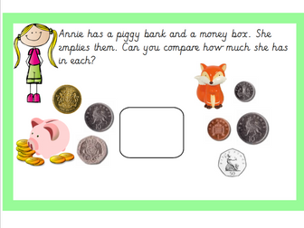 Year 2 Money Sequence Huge Lesson Worksheet Task Bundle