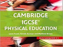 IGCSE PE Component 2 CIE Revision Pack