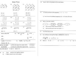 homework grade 4