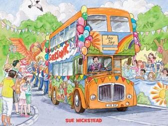 Jay-Jay and the Carnival - Bus Story KS1