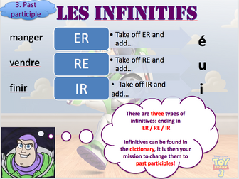 Perfect Tense and Films - Expo 3 Module 1 - Full lesson